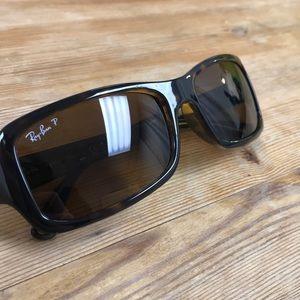☺️FLASH SALE☺️Ray-Ban polarized brown sunglasses